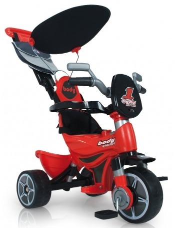 Triciclo Body Red