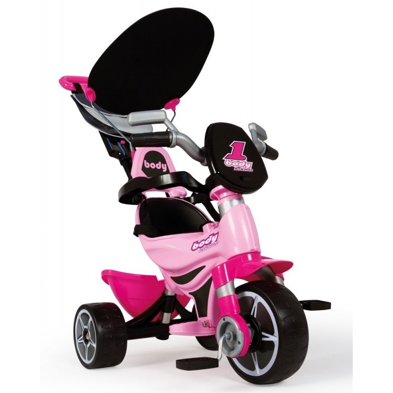 Triciclo Body Girl Pink