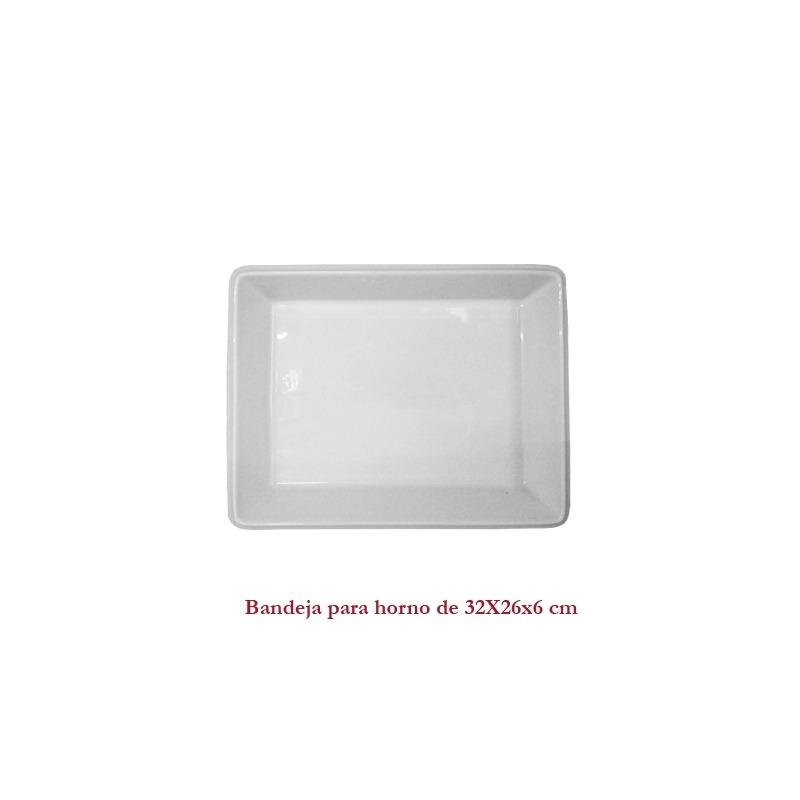 Fuente horno 32x26x6