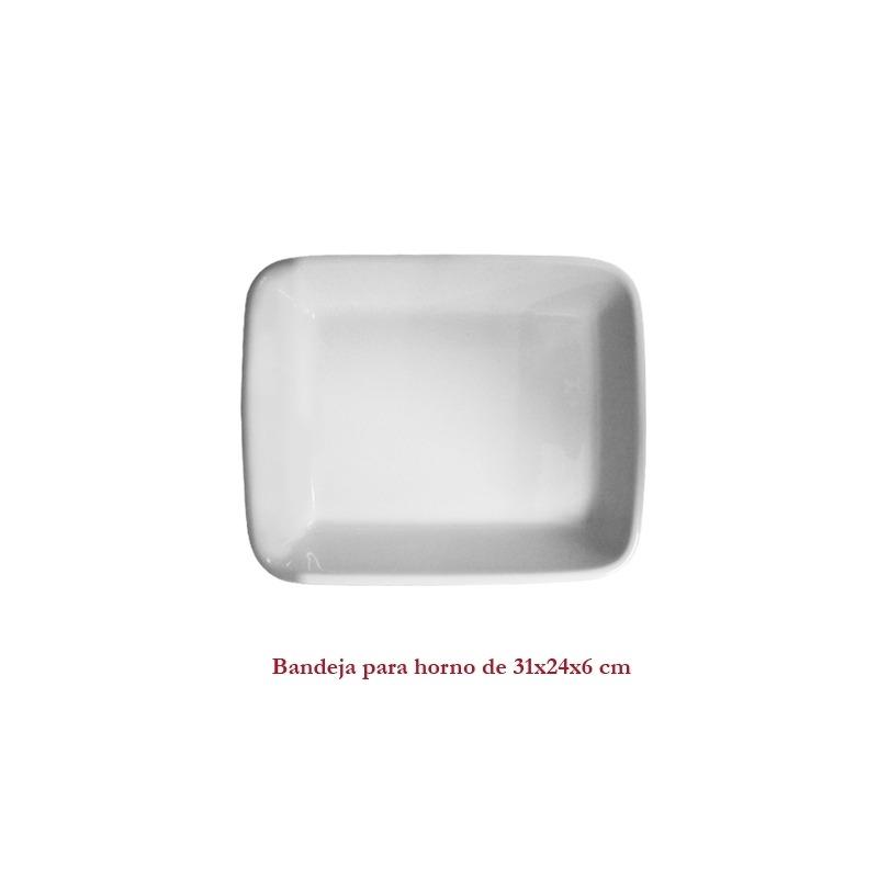 Fuente horno 31x24x6 cm