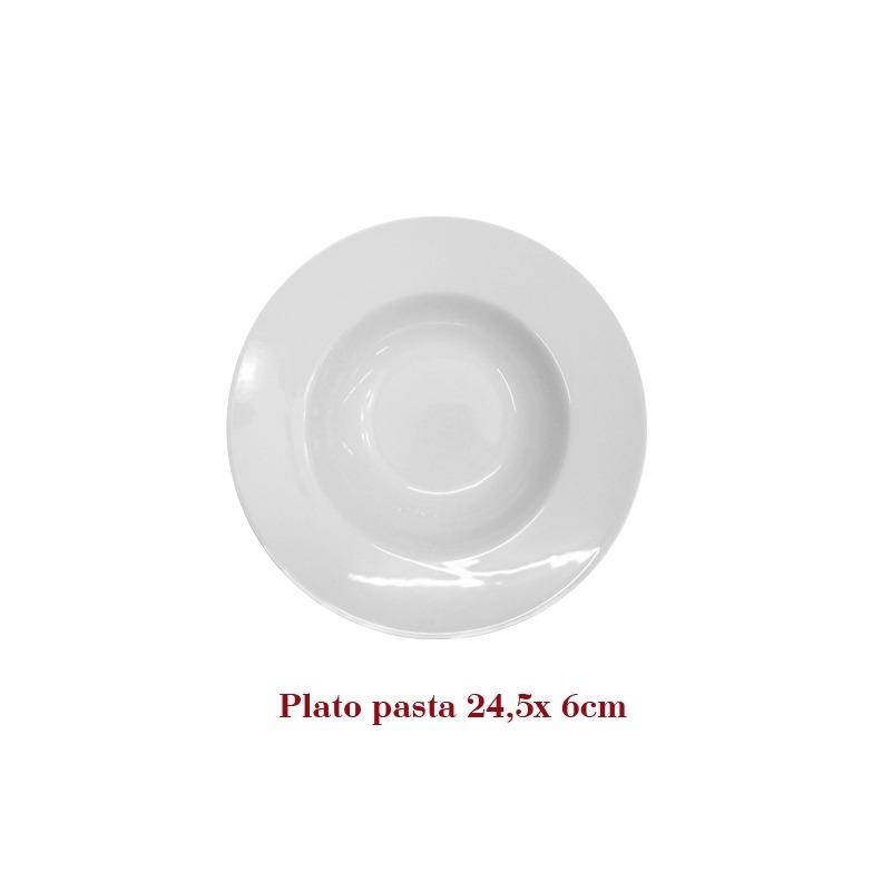 Plato para pasta de 24cm