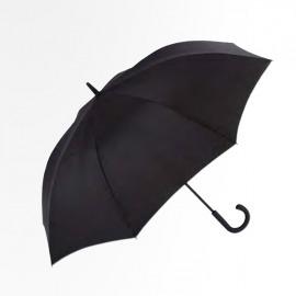 Paraguas 4 Parroquias negro liso