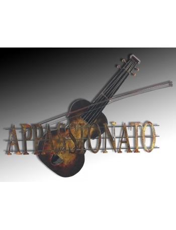 "Adorno de pared ""Musical"""