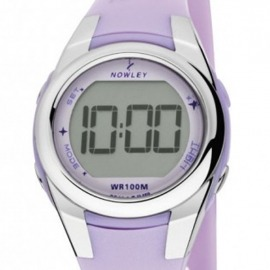 Reloj Nowley Racing Digital  Malva