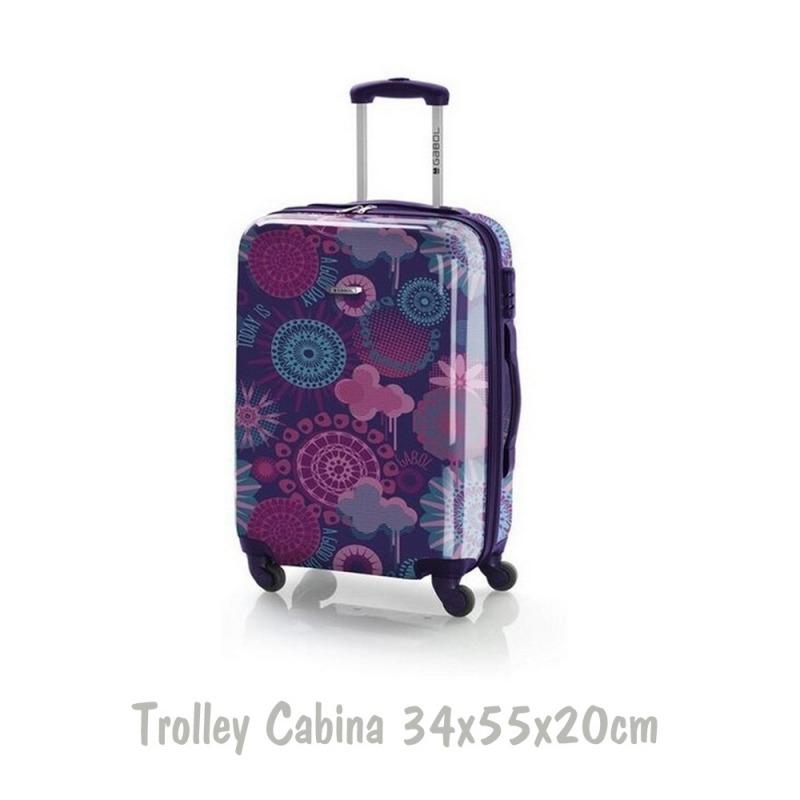 Trolley de cabina vanila