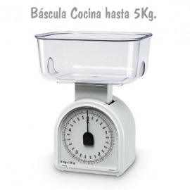 Balanza Omega 5 kg.