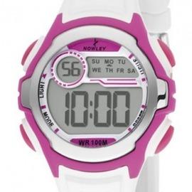 Reloj Nowley Blanco Fucsia