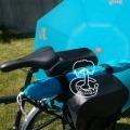 La sombrilla perfecta para las vacaciones, en bici, en moto, en avión