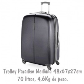 Trolley Mediano Paradise 70l.