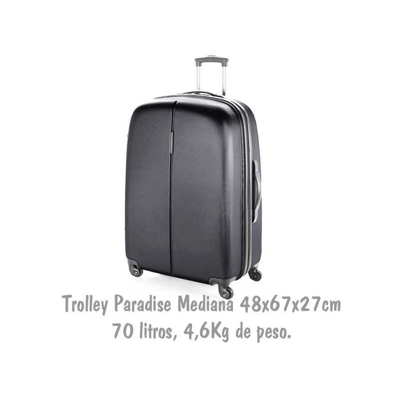 Trolley Mediano Paradise 109l.
