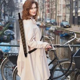 El mejor paraguas para llevar en la bici