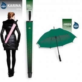 Pagua KARINA paraguas con funda bandolera antigoteo antirrobo