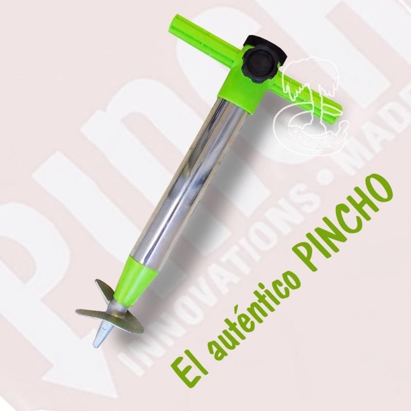 PINCHO INOX. PARA SOMBRILLAS