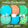 Sombrilla de Playa Ultraplegable 2017