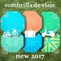 Sombrilla de Playa Ultraplegable 2017