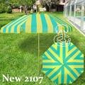 Parasol de playa plegable ezpeleta sun upf50