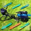 Sombrilla de Playa para bicicleta