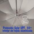 Parasol de Playa con Buena Protección Solar