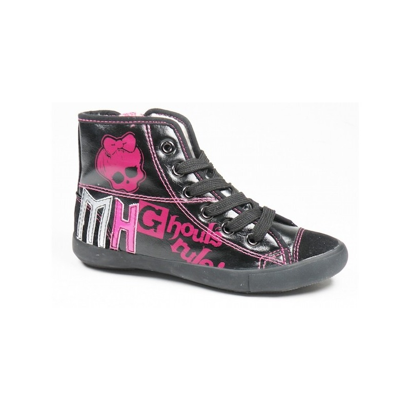 Bota invierno Monster High