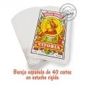 Baraja Española Fournier de 40 Cartas