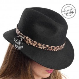 Sombrero Fedora Fieltro