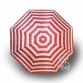 Paraguas Plegable Rayas Teja