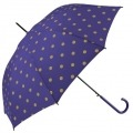 Paraguas topos azul