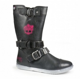 Bota invierno Monster High.