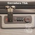 Cerradura TSA incorporada en nuevos trolleys Gabol Trail y Gabol Balance