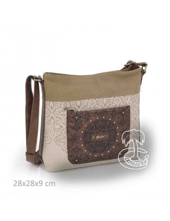 Bolso Gabol Tribal Mediano