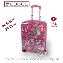 Trolley de Cabina Lucky