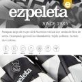 Paraguas Ezpeleta Blanco y Negro Características