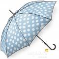 Paraguas de Lunares Ezpeleta Celeste
