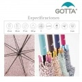 Paraguas Gotta Hojas 4 colores disponibles