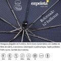 Paraguas plegable reforzado