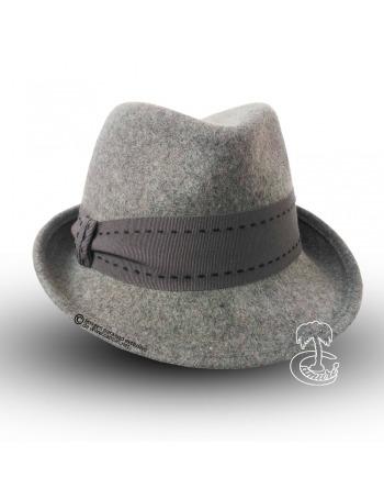 Sombrero Borsalino Pespuntes