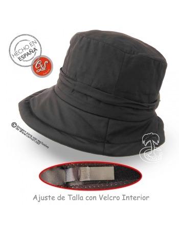 Sombrero acolchado