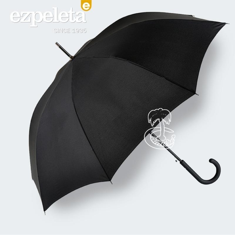 Paraguas Negro Largo Gotta
