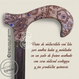 MULETILLA SEÑORA ROSA PALO