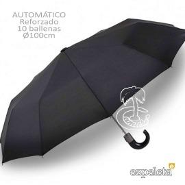 Paraguas plegable con tejido de primera calidad