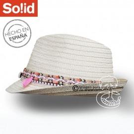 Sombrero de verano mujer