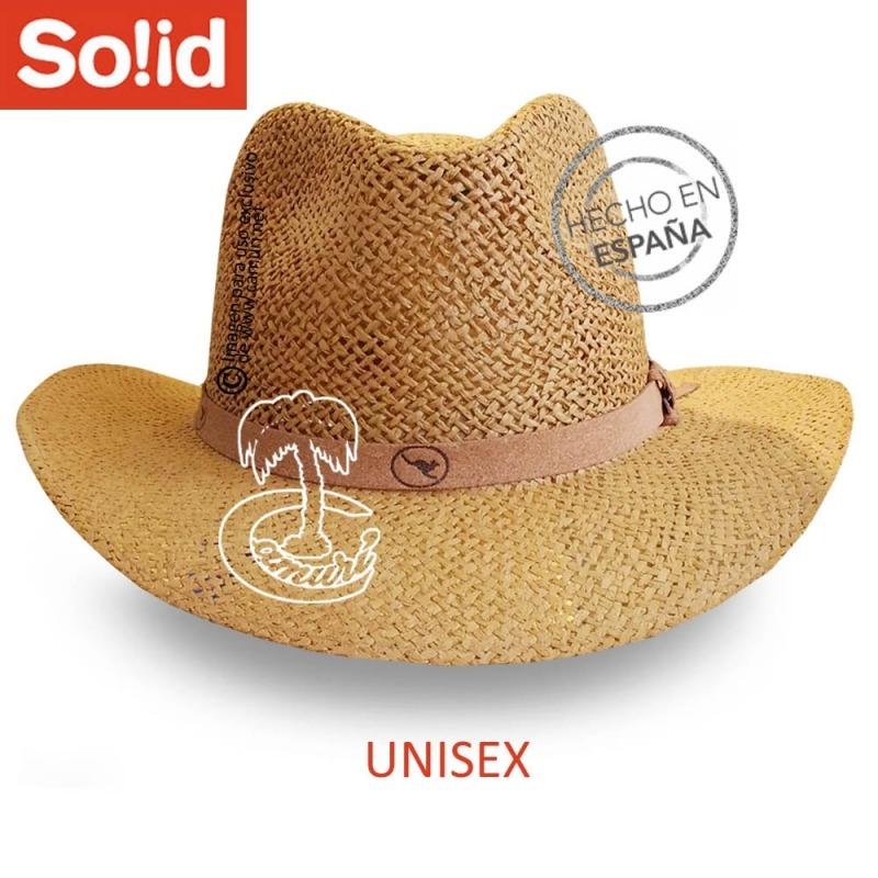 Sombrero UNISEX Marrón