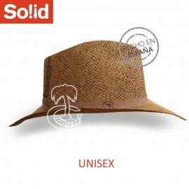 Sombrero de caballero fresco