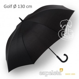 Paraguas 7 Parroquias Negro