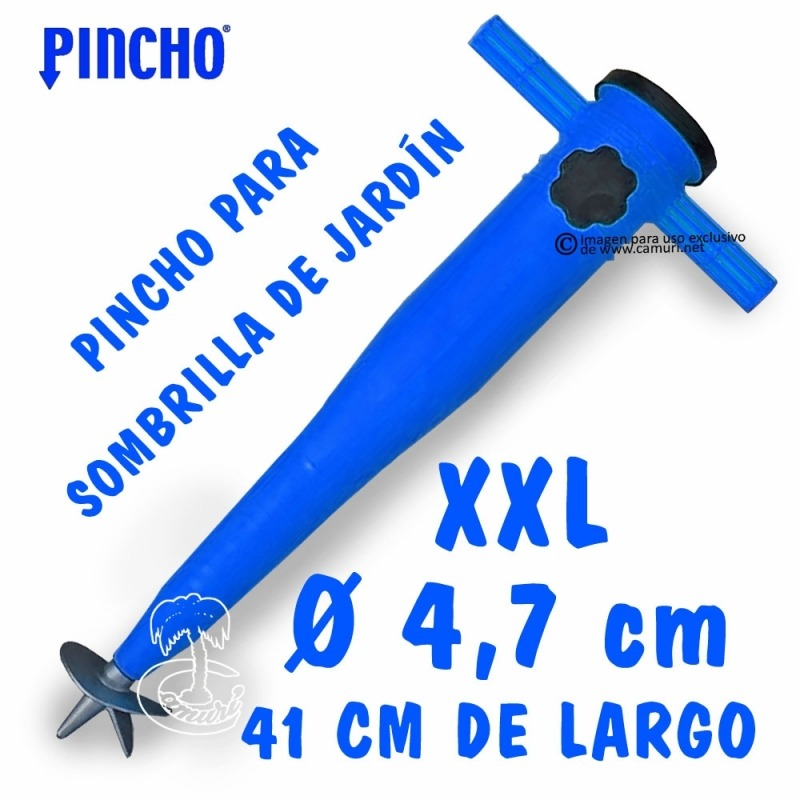 Pincho Universal con Punta de Aluminio.