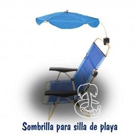 Sombrilla Azul