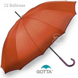Paraguas Gotta-Basic de 12 ballenas