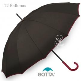 Paraguas Gotta-Basic Marrón