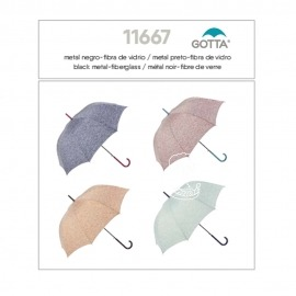 Paraguas  Gotta Hojas