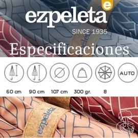 Paraguas Ezpeleta Colores 2018 2019